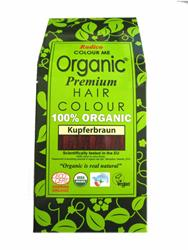 Bild von Radico - Hair Colour - Organic Cooper Brown - 100 g