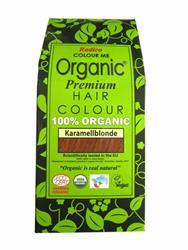 Bild von Radico - Hair Colour - Organic Karamellblond - 100 g