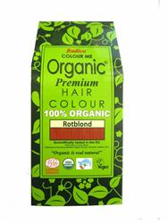 Bild von Radico - Hair Colour - Organic Rotblond - 100 g