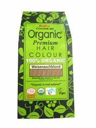 Bild von Radico - Hair Colour - Organic Weizen Aschblond - 100 g
