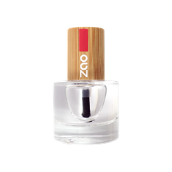 Bild von Zao - Bambus Nagellack - Nr. 636 / Classic High Gloss Top Coat - 8 ml
