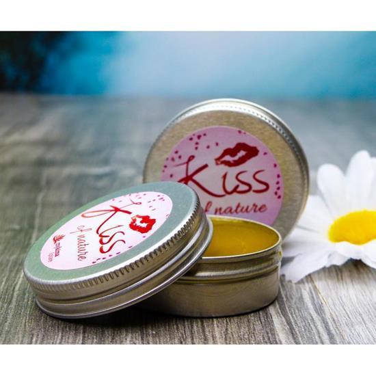 Bild von mykima - Kiss of Nature - Lippenpflege - Natürlicher Lanolin Lippen Balsam - 10 ml