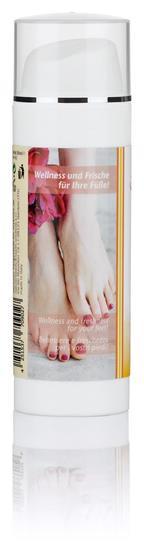 Bild von mykima - Kiss of Nature - Deo ohne Aluminium - Feet (Herbs & Mint) - 50 ml