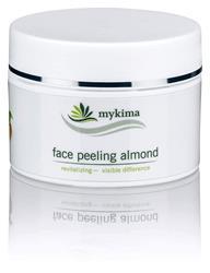 Bild von mykima - Kiss of Nature - Peeling - Gesichtspeeling Mandel (Almond) - 100 ml