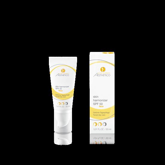 Bild von AESTHETICO - Skin Harmonizer SPF 50  - Getönte Tagespflege - 30 ml