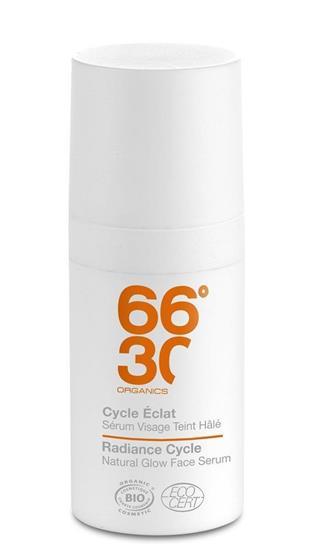 Bild von 66°30 - Radiance Cycle - Natural Glow - Gesichtsserum für den Mann -  15 ml