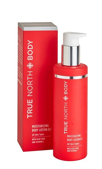 Bild von True North Moisturizing Body Lotion 8.1 Körperlotion - 200 ml