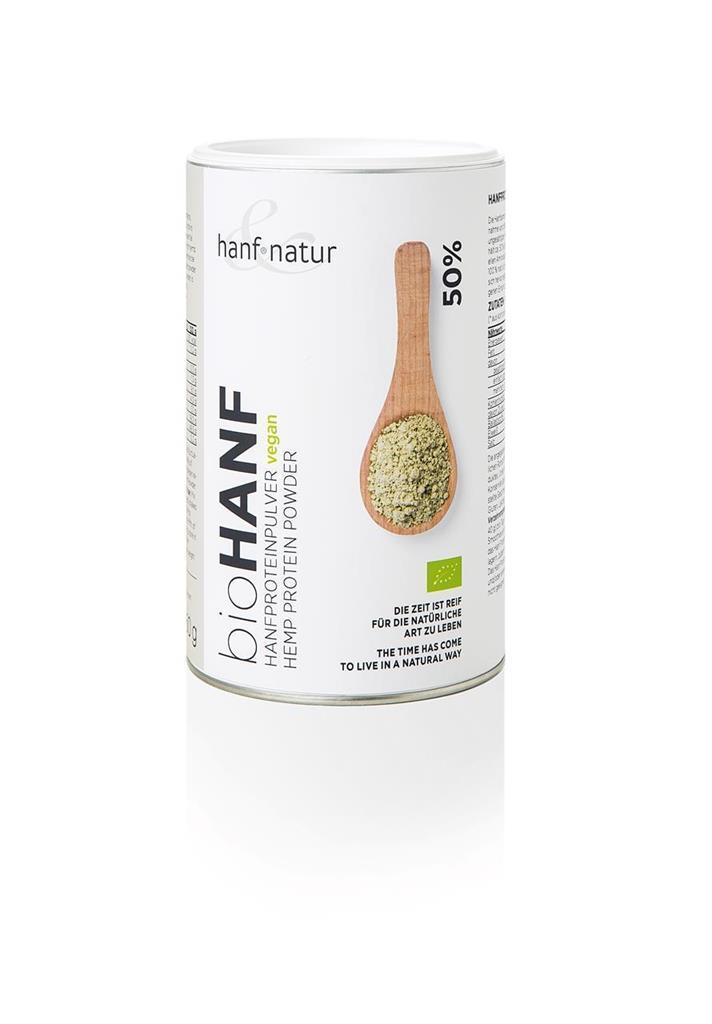 hanf-natur-hanf-protein-pulver-bio-450-g