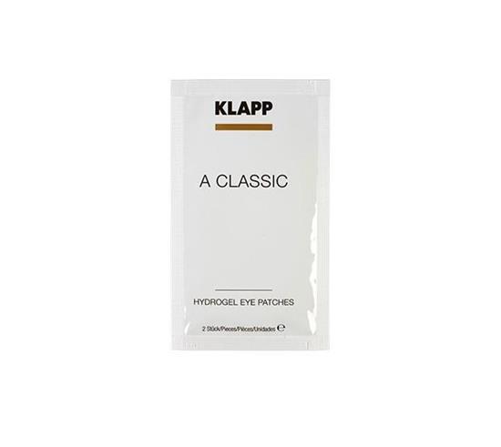 Bild von Klapp - A Classic - Hydrogel Eye Patches - 5 x 2 Stück