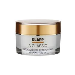 Bild von Klapp - A Classic - Neck & Decolleté Cream - 50 ml