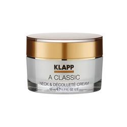 Bild von Klapp - A Classic - Neck & Decolleté Cream - 50 ml