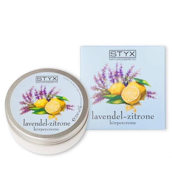 Bild von Styx - Körpercreme Lavendel Zitrone - 200 ml