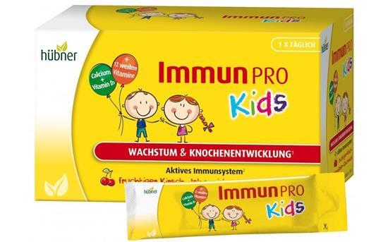 Bild von Hübner - Immun Pro Kids - 15 Sticks für 15 Tage