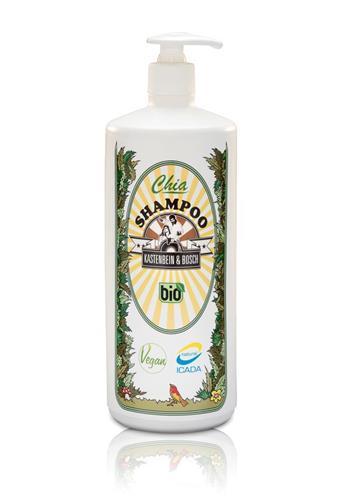 Bild von Kastenbein & Bosch - Chia Shampoo - 1000 ml