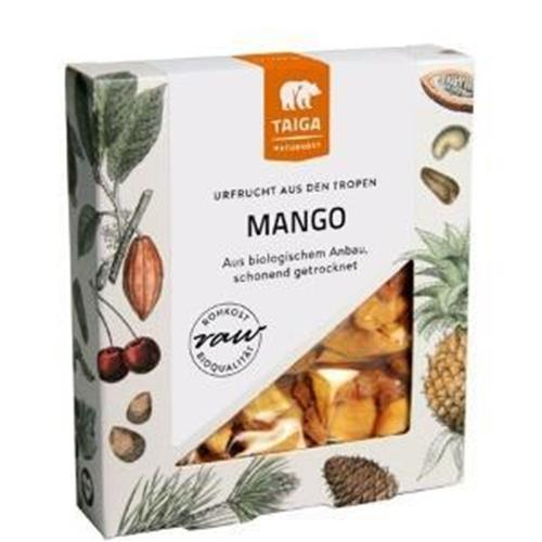 Bild von Taiga Naturkost - Mango - Bio - Rohkost-Qualität - 70 g