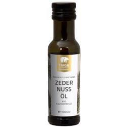 Bild von Taiga Naturkost - Sibirisches Zedernuss-Öl - Bio - Kaltgepresst - 100 ml