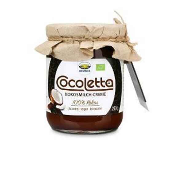 Bild von Govinda - Bio Cocoletta Kokosmilch Creme Natur - 250 g