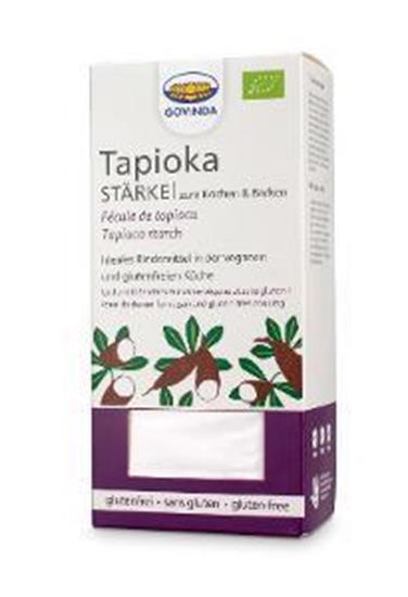 Bild von Govinda - Bio Tapioka Stärke - 330 g
