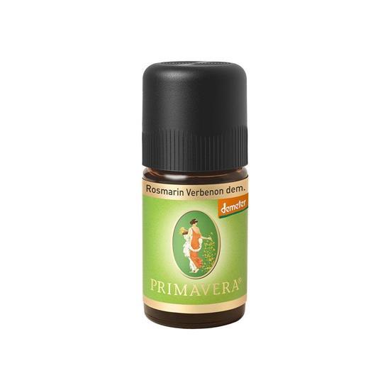 Bild von Primavera® - Ätherisches Öl - Rosmarin Verbenon Demeter - 5 ml