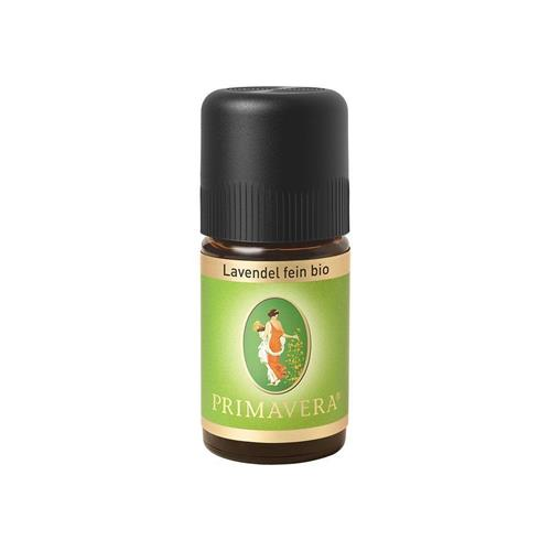 Bild von Primavera® - Ätherisches Öl - Lavendel Fein Bio - 5 ml