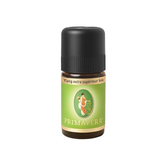 Bild von Primavera® - Ätherisches Öl - Ylang Ylang Extra Supérieur Bio - 5 ml