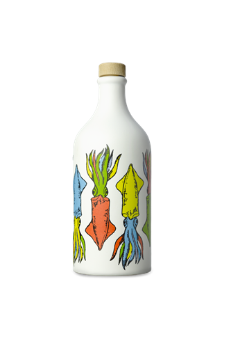 Bild von Muraglia Fruttato Medio - Tintenfisch Keramik - 500 ml