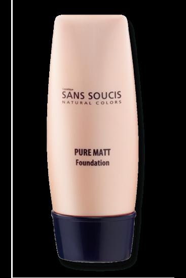 Bild von Sans Soucis - Pure Matt Foundation - 30 ml