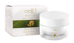 Bild von Cell-1 - Skin Care Snail Extract Gel - 50 ml