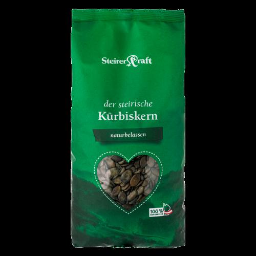 Bild von Steirerkraft - Steirische Kürbiskerne naturbelassen - 1000 g