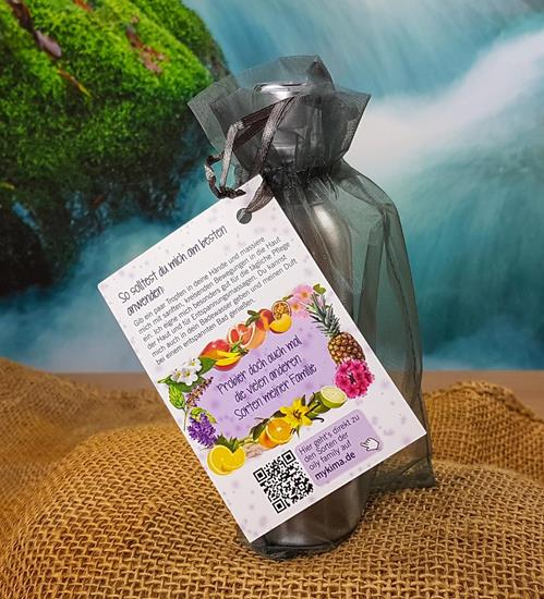 Bild von Mykima Kiss of Nature Körperöl Neroli Citrus - Zitrone und Orangenblüte - Aroma Körper- und Massageöl Neroliöl - 150 ml