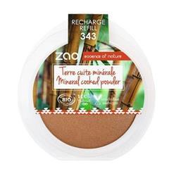Bild von Zao - Nachfüllpackung - Refill - Mineral Cooked Powder - Bronzer - 15 g