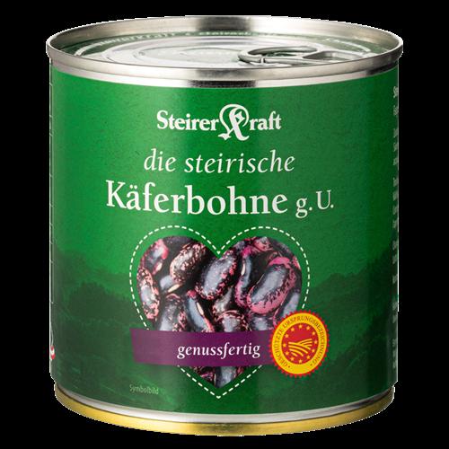 Bild von Steirerkraft - Die steirische Käferbohne g.U. - genussfertig - 425 ml