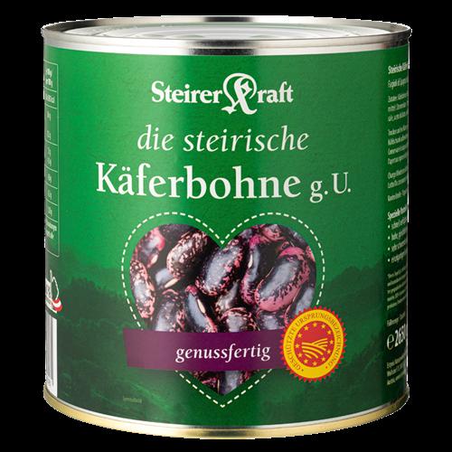 Bild von Steirerkraft - Die steirische Käferbohne g.U. - genussfertig - 2650 ml