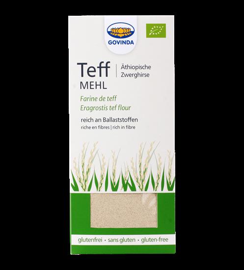 Bild von Govinda - Teff-Mehl Bio - 450 g