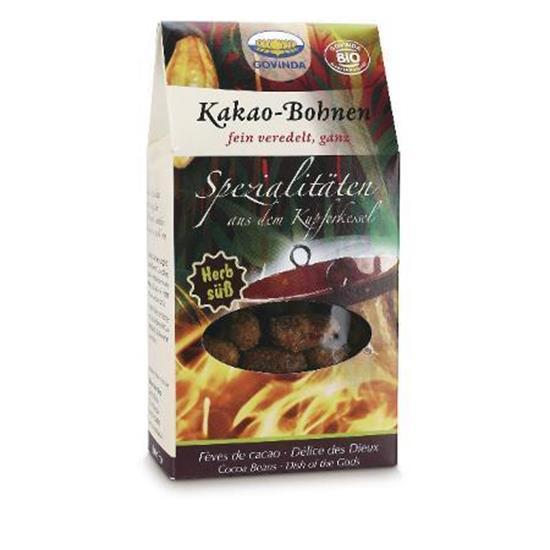 Bild von Govinda - Bio Kakao-Bohnen karamelisiert - 100 g