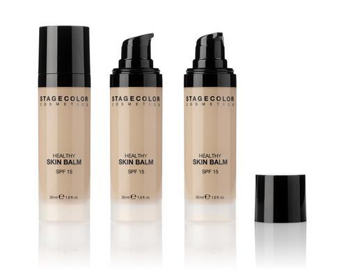 Bild von Stagecolor Cosmetics - Healthy Skin Balm - Light Beige - 30 ml