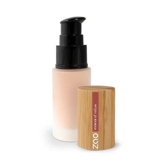 Bild von Zao - Bambus Liquid Silk Foundation