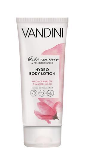 Bild von Vandini Hydro - Body Lotion Magnolienblüte & Mandelmilch - 200 ml