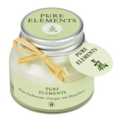 Bild von Pure Elements - Chi Energie - Phyto-Nachtcreme - Mit Mangobutter - 50 ml