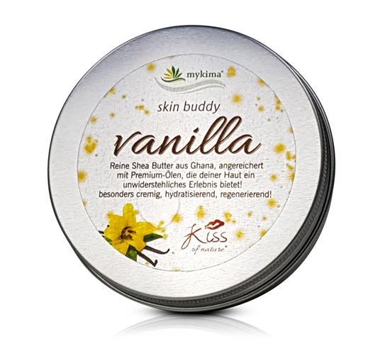 Bild von mykima Kiss of Nature - Skin Buddies Vanille - 100 ml