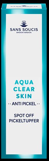 Bild von Sans Soucis Aqua Clear Skin - Spot Off Pickeltupfer - 5 ml