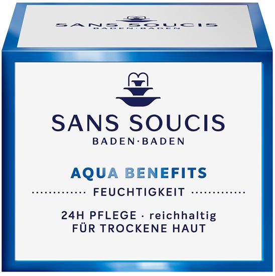 Bild von Sans Soucis Aqua Benefits - 24h Pflege - reichhaltig - 50 ml