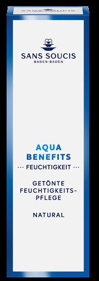Bild von Sans Soucis Aqua Benefits - Getönte Tagespflege Natural - 40 ml