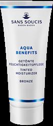 Bild von Sans Soucis Aqua Benefits - Getönte Tagespflege Bronze - 40 ml