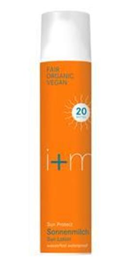 Bild von i+m Sun Protect - Sonnenmilch LSF 20 - 100 ml