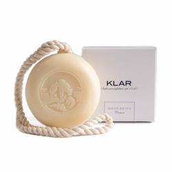 Bild von Klar - Damen Badeseife an der Kordel  - Vegan - Palmölfrei - 250 g
