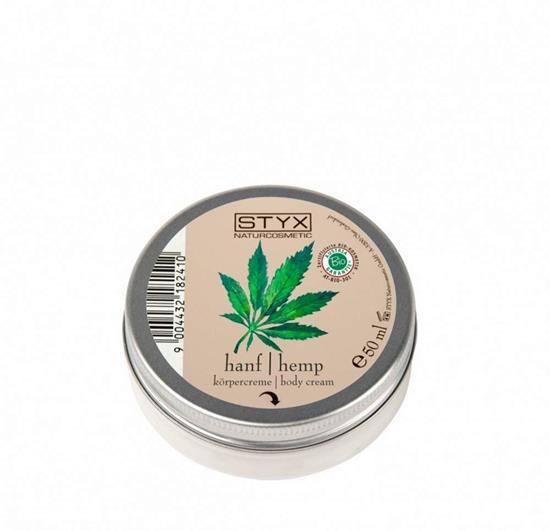 Bild von Styx - Hanf Körpercreme - Für trockene & gereizte Haut - Vegan - 50 ml