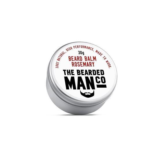 Bild von The Bearded Man - Beard Balm Rosemary - 30 g