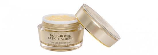 Bild von Schloßwald-Bienengut® -  Rose-Royal Gesichtscreme - 50 ml