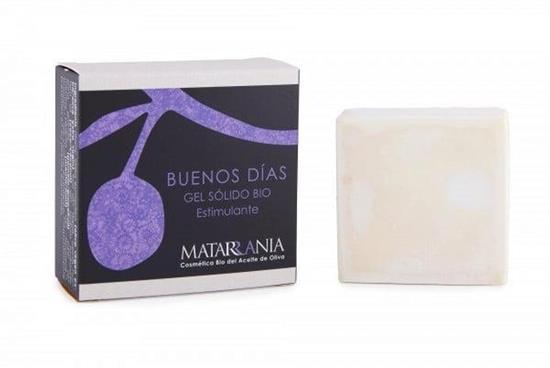 Bild von Matarrania -  Buenos días. Gel de ducha sólido bio - Körperseife - 120 ml